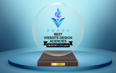 Top ranked website design agency in Milwaukee according to DesignRush
